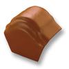 Curvlon Shiny Orange Round Hip End Ridge Discontinued 1Aug19 cheap price