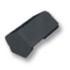Neustile Stylish Black Steel Angle Ridge End cheap price