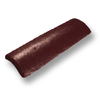 Diamond Concrete Tile Aroon Roong Brown Barge Wall Ridge cheap price