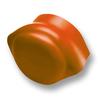 SCG Roman Tile Hybrid Shiny Pearl Orange Round Hip End Ridge  cheap price