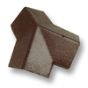 Shingle Cherry Brown Y Tile 35 Degree Cancelled cheap price