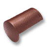 SCG Concrete Wood Tone End Ridge  cheap price