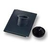 Prestige Xshield Dark Grey Pipe Vent Tile Set cheap price