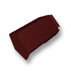 Excella Modern Maroon Red End Ridge  cheap price