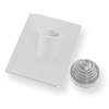 Prestige Xshield Ivory Grey Pipe Vent Tile Set cheap price