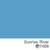 TOA 4 Seasons Acrylic Paint Semi-Gloss for Exterior 7408 Sunrise River 1/4GL cheap price
