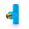 Brass Valve Tee-WS B SCG 18 mm 1/2-inch cheap price