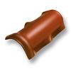 Brown Round Ridge SCG Roman Tile Hybrid cheap price