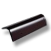 Celica Curve Wooden Brown Wall Verge  cheap price