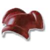 Excella Classic Red Garnet End Ridge  cheap price