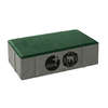 Concrete Block La linear Cool plus 10X20X6 cm Soft Green cheap price