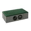 Concrete Block La linear Cool plus 10X20X6 cm Soft Green cheap price