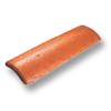 Diamond Concrete Tile Wararak Orange Barge Wall Ridge cheap price