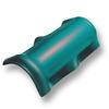 SCG Roman Tile Hybrid Shiny Pearl Green Round Ridge  cheap price