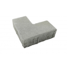 Concrete Block L shape 10x20x6ซม Grey cheap price