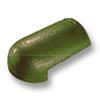 Diamond Concrete Tile Tongon Green Hip End Ridge cheap price
