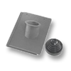 Prestige Classic Grey Pipe Vent Tile Set cheap price