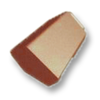 Prestige Shiney Brown Angle Ridge End cheap price