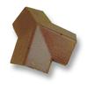 Shingle Oak Brown Y Tile 35 Degree Cancelled cheap price