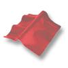 Diamond Roman Tile Sparkling Red Adjustable Ridge Upper/Under cheap price