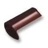 Excella Classic timber brown Barge End  cheap price