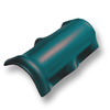 Marine Green Round Ridge SCG Roman Tile Hybrid cheap price