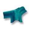 Hahuang Metalic Zircon Green 3-way Y Ridge cheap price