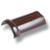 Celica Curve Caramel Brown Angle Ridge  cheap price