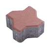 Concrete Block Uni pave Uni mini 11.25x11.25x6 cm Orange cheap price