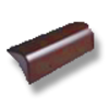 Celica Curve Caramel Brown Barge End  cheap price