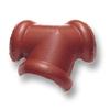 SCG Concrete Elabana Red Flashed 3W Round Apex cheap price