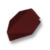 Excella Modern Maroon Red Hip End Ridge  cheap price