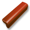 SCG Roman Tile Hybrid Brown Barge End  cheap price
