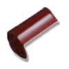 Excella Classic Red Garnet Barge End  cheap price