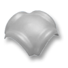 Diamond Jatulon Natural 4-Way 4-Gable Roof cheap price