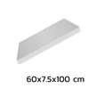TPI Wall Panel Squared Edge 60x7.5x100 cm cheap price