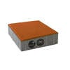 Concrete Block La linear Cool plus 20X20X6 cm Jazzy Orange cheap price