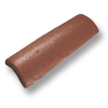 Diamond Concrete Tile Sookniwet Brown Barge Wall Ridge cheap price