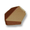Prestige Meridian Brown Angle Hip End cheap price