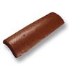 Diamond Concrete Tile Saitong Brown Barge Wall Ridge cheap price