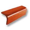 Diamond Concrete Tile Peacock Orange Barge 90 Degrees cheap price