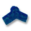 Light Blue Adjustable End Ridge Upper SCG Roman Tile Hybrid cheap price