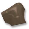 Curvlon Shiny Brown Round 3  Way  Apex Discontinued 1Aug19 cheap price