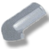 Celica Curve Charcoal Grey Hip End Ridge  cheap price