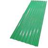 Galvanized 3 Stars Rectangular Green 7 ft cheap price