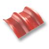 Diamond Roman Tile Sparkling Red 15 Degree Ridge cheap price