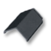 Neustile Stylish Black Steel Angle Ridge cheap price