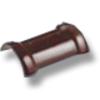 Celica Curve Caramel Brown 2-Way Ridge  cheap price