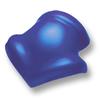 ครอบโค้ง 3 ทาง สีน้ำเงินประกายมุก หลังคา เอสซีจี รุ่นลอนคู่ ไฮบริด ราคาถูก