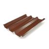 Import Metal Sheet Brown 0.47 mm cheap price
